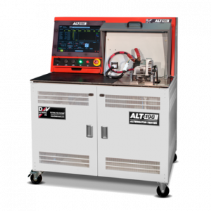 Photo of ALT-198 testing system