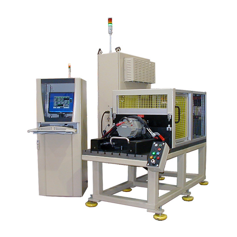 Photo of ALT-50DN testing system
