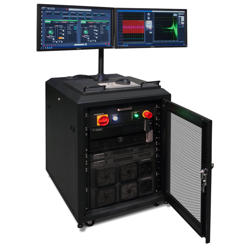 Photo of BCT-150 testing system