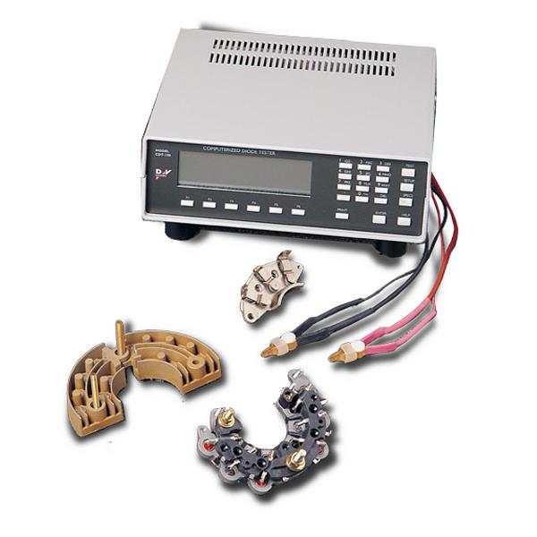 Photo of CDT-150 testing system