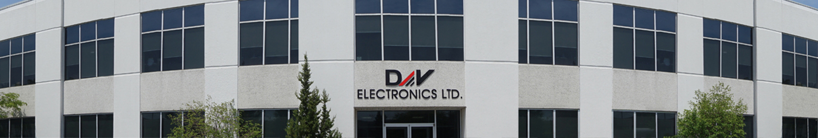 Photo of D&V's head office in Canada