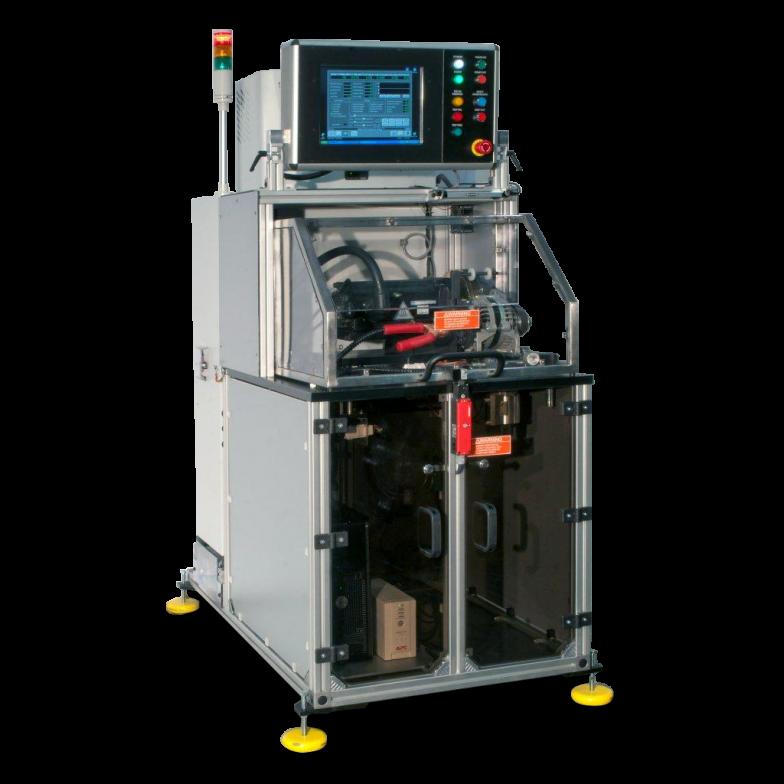 Photo of ALT-100 testing system